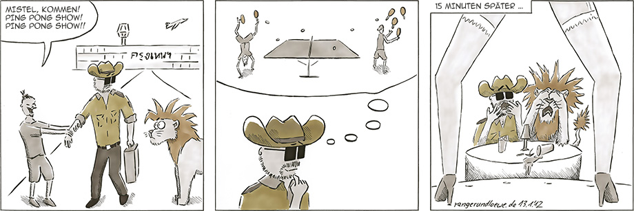 Ping Pong Show