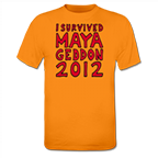I SURVIVED MAYA GEDDON 2012